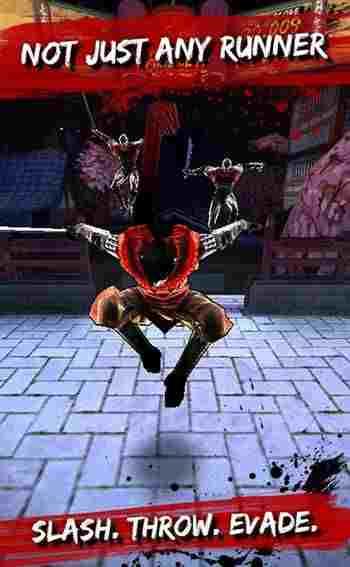 Yurei Ninja - android hra ke stažení