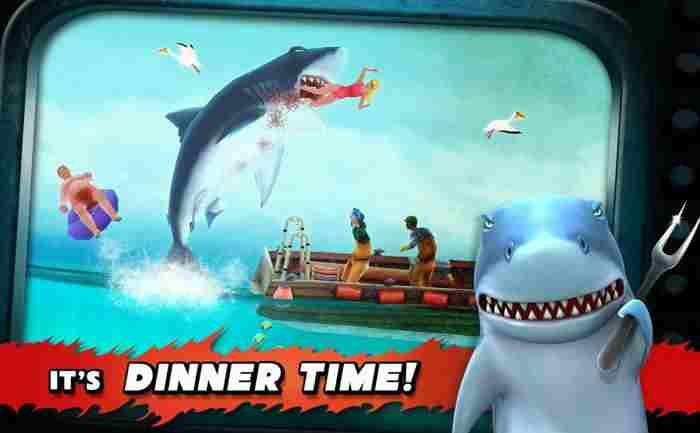 1# Hungry Shark Evolution ke stažení ANDROID