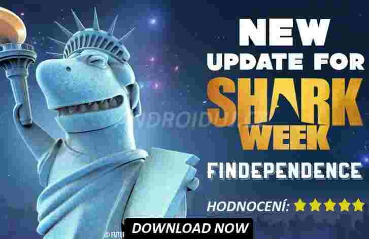 3# Hungry Shark Evolution ke stažení ANDROID