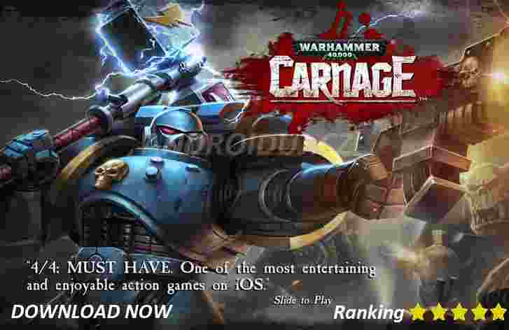 Warhammer 40,000: Carnage - download