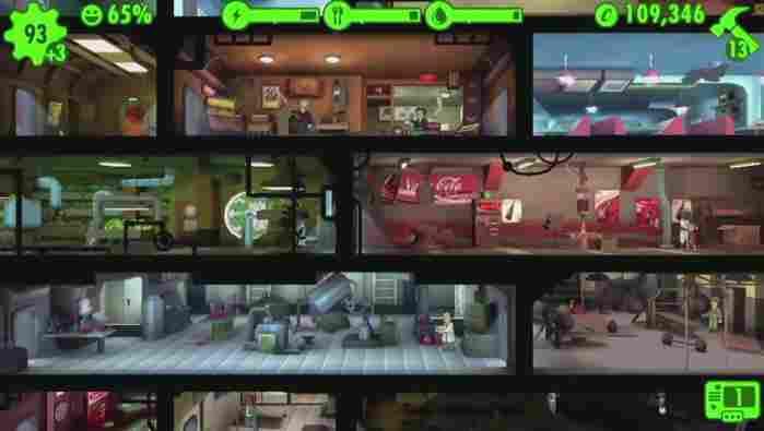 2 - Fallout Shelter ke stažení