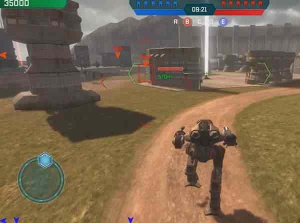2- Walking War Robots ke stažení
