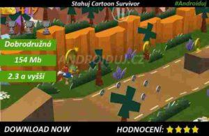 3 - Cartoon Survivor ke stažení