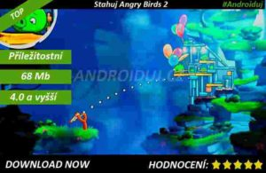1 - Angry Birds 2 - ke stažení