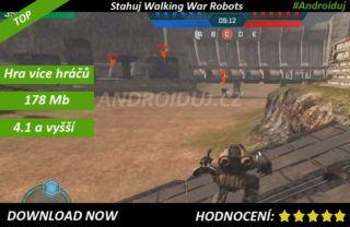 3- Walking War Robots ke stažení