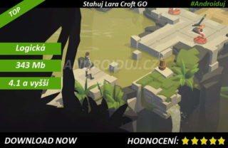 1 - Lara Croft GO - ke stažení
