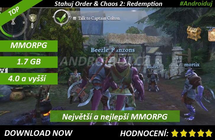 1- Order & Chaos 2: Redemption ke stažení