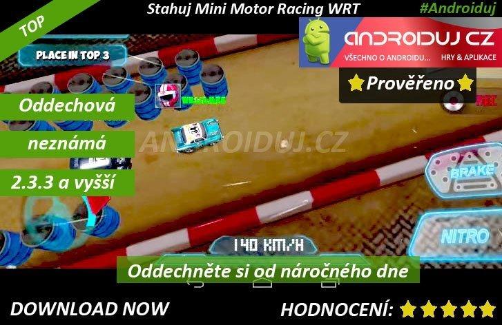 1 - Mini motor Racing ke stažení
