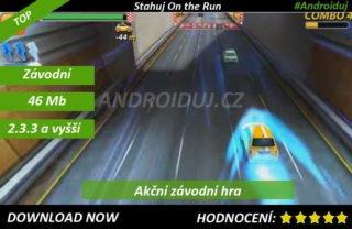 1 - android hra On the Run ke stažení