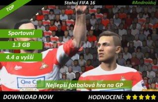 3 - FIFA 16 ke stažení android
