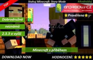 1 - Minecraft Story Mode ke stažení