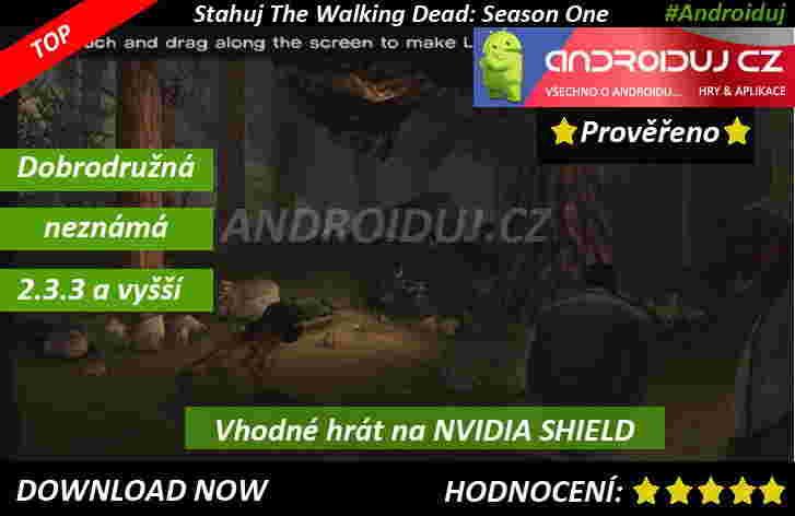 3-The Walking Dead: Season One ke stažení