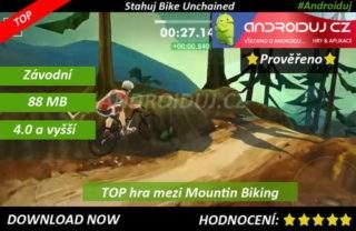 3- Bike Unchained ke stažení na android