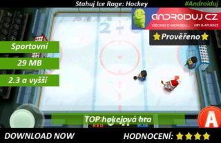 3 - Ice Hockey ke stažení na android