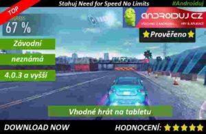 3 - Need For Speed No Limits ke stažení
