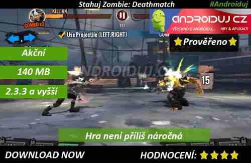 1 - ZombieDeathmatch - ke stažení