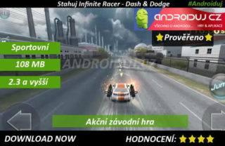 1 - Infinite Racer: Dash & Dodge ke stažení