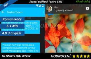 2 - Textra SMS app download