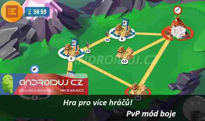 1 - Android hra Samurai War Game download