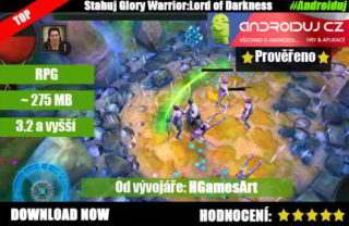 3 - Glory Warrior: Lord of Darkness - download games android