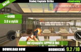 3- Captain Strike ke stažení zdarma