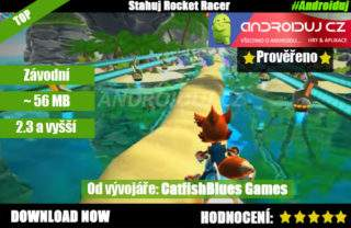 3 - Rocket Racer - Download android