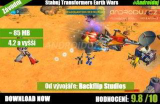 2 - Transformers Earth Wars download