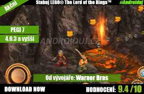3 - LEGO® The Lord of the Rings™ ke stažení hra