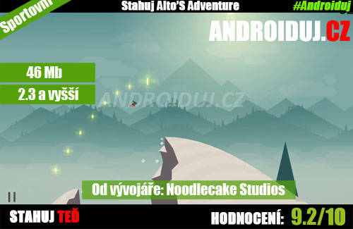 1 - Altos Adventure - Mobile game download