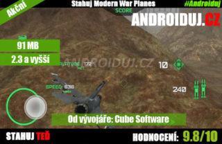 1 - Modern War Planes ke stažení