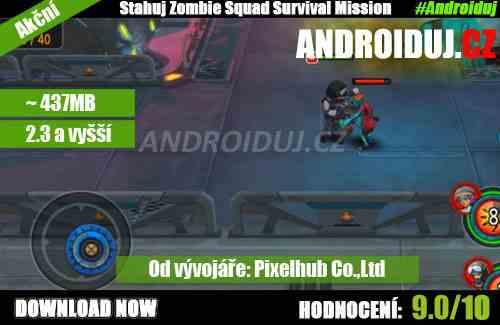 1 - zombie survival mission ke stažení