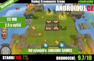 1 - Krosmaster Arena ke stažení hra na tablety