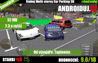1 - Multi-storey Car Parking 3D