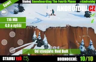 Snowboarding The Fourth Phase ke stažení android