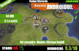 1 - Warlords - hry na mobil, tablet ke stažení