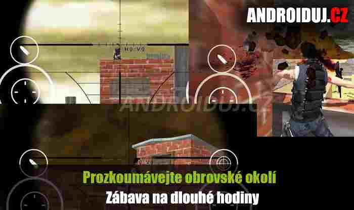Sniper Man:Hit First 3D ke stažení hra zdarma