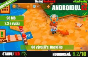 Seabeard - android hra ke stažení