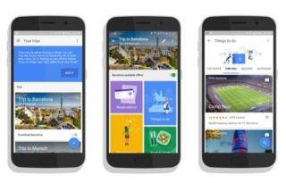 Google spustil beta testování pro aplikaci chytré cestování   novinky