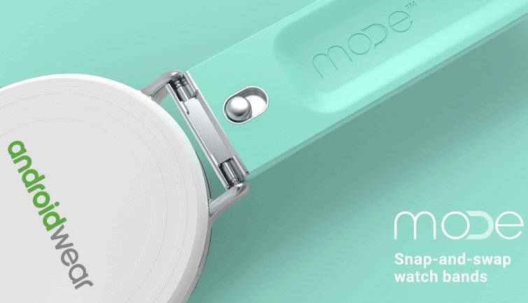 MODE opasky pro chytré hodinky android