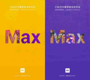 Xiaomi Max Launch Event