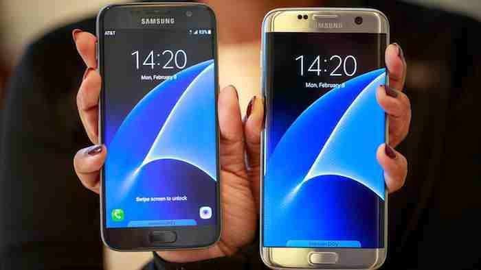 Galaxy S7 a Galaxy S7 Edge