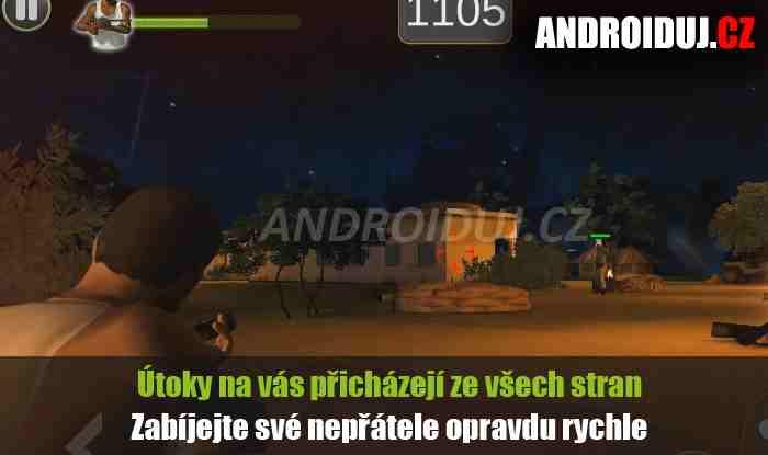 Heroes of 71: Retaliation ke stažení android zdarma