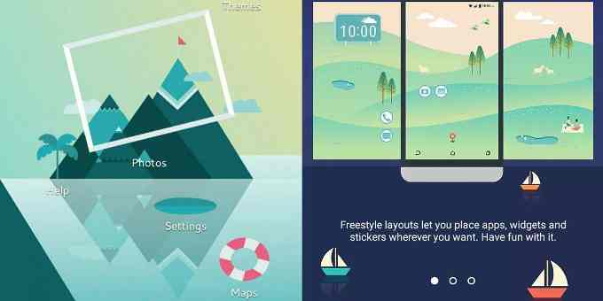 HTC Sense 8 UI leaked screenshots