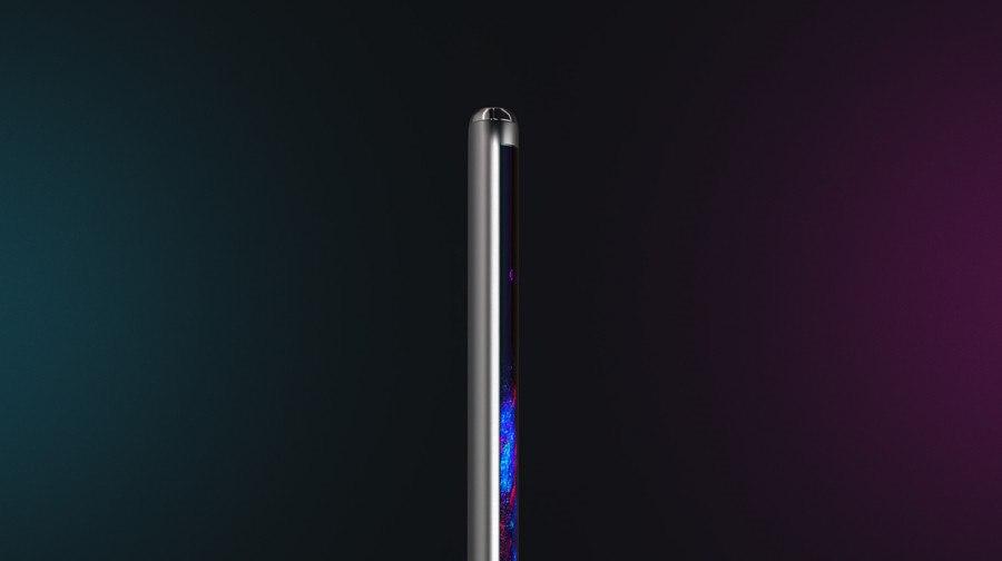 Tenký mobilní telefón Galaxy S8 Edge