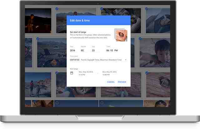 Google fotky - služba
