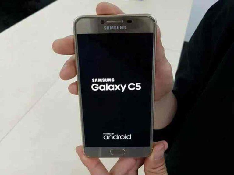 Galaxy C série