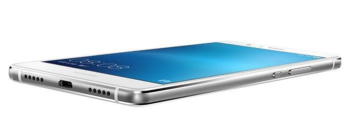 Tenký vzhled Huawei G9 Lite