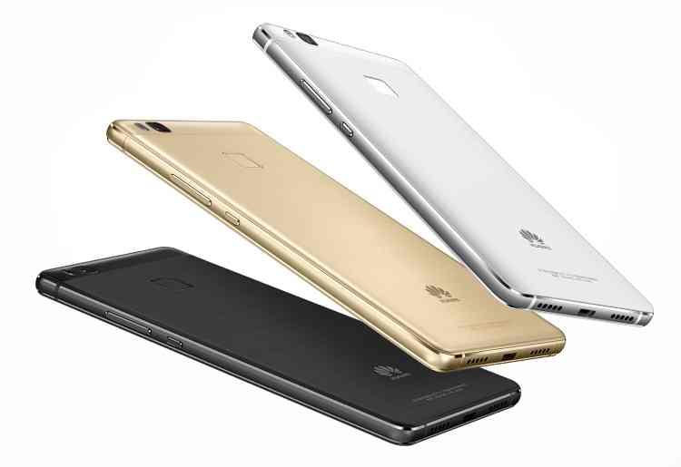 Huawei G9 Lite ve třech barevných variantách