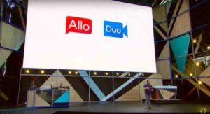 Před registrujte se pro aplikace Google Allo a Duo   novinky