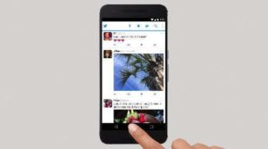 Android M - Tap and Hold